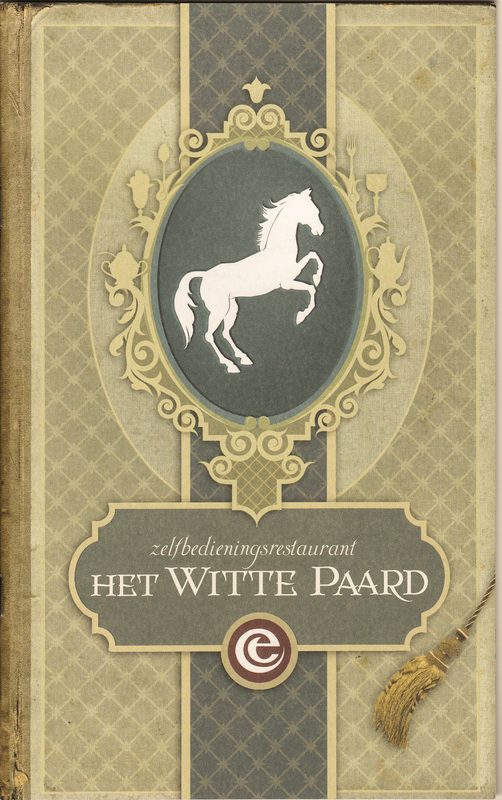 Wonderbaarlijk Het Witte Paard (The White Horse) - An Englishmen's Guide To The WR-66